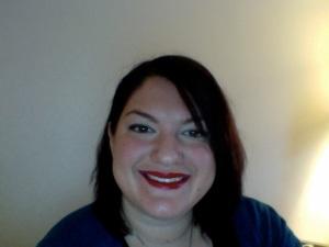 I love red lipstick
